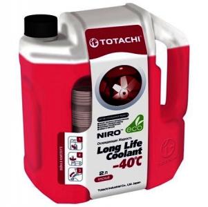 Антифриз TOTACHI Super Long Life Coolant (красный) -40 10л