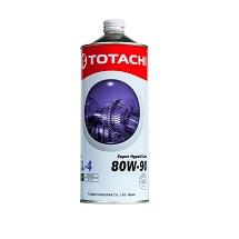 Масло трансмиссионное Totachi Super Hypoid Gear 80W-90 API GL-4 п/синт. 1л