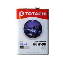Масло трансмиссионное Totachi Super Hypoid Gear 80W-90 API GL-4 п/синт. 4л