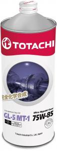 Масло трансмиссионное Totachi Ultra Hypoid Gear Fully Syn 75W-85 синт. API GL-5 1л