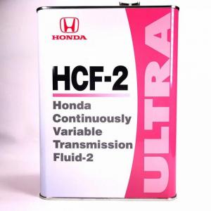 Масло трансмиссионное Honda Ultra HCF-2 (для вариатора) 4л