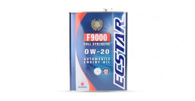 Масло моторное Suzuki Ecstar F9000 0W-20 синт. API SN 4л
