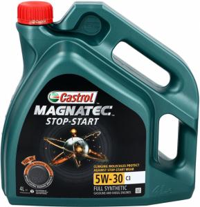 Масло моторное Castrol Magnatec Stop-Start 5W-30 C3 синт. API SN GF-5 4л
