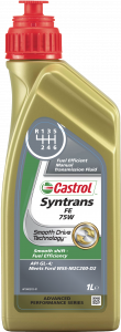 Масло трансмиссионное Castrol Syntrans FE 75W синт. API GL-4 1л