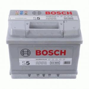 Аккумулятор BOSCH Silver (092 S50 050) 63ah о/п