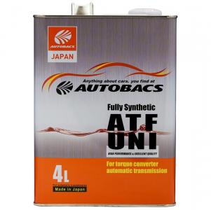 Масло трансмиссионное Autobacs ATF UNI FS (Dexron) 4л
