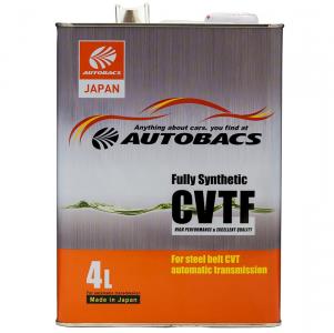 Масло трансмиссионное Autobacs CVTF FS 4л