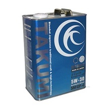 Масло моторное Takumi High Quality 5W-30 синт. API SN/GF-5 4л