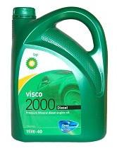 Масло моторное BP Visco 2000 Diesel 15W-40 минер. API CF/SJ 5л