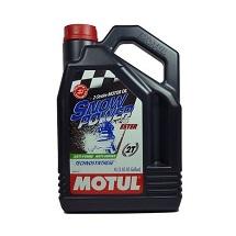Масло моторное Motul Sher Snowpower 2T п/синт. 4л