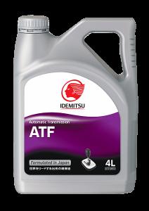 Масло трансмиссионное Idemitsu ATF (DEXRON) 4л