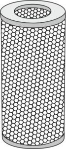 Элемент масляного фильтра Mann PF 1055/1