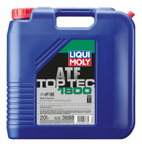 Масло трансмиссионное Liqui Moly ATF Top Tec 1800 20л (розлив)